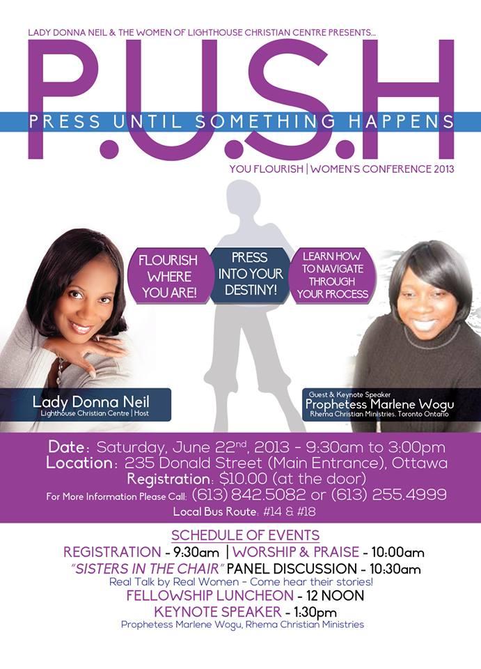 Donna Neil Hosts You Flourish Conference